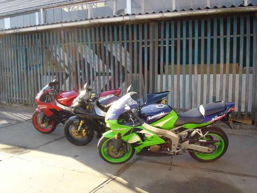Kawasaki motoren